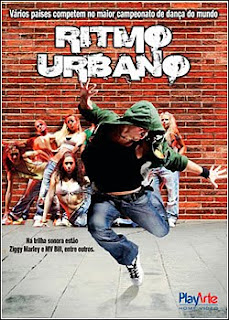 Filme Poster Ritmo Urbano DVDRip XviD Dual Audio & RMVB Dublado