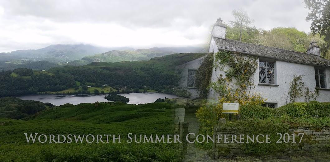 Wordsworth Summer Conference 2017