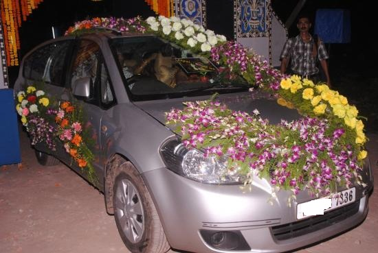 Wedding car decoration pictures august 2013 car rental punjab self wedding car decoration pictures august 2013 car rental punjab self drive rent a car chandigarh leh ladakh junglespirit Images