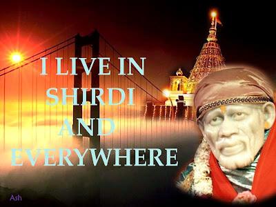 Sai Babaji's Divine Blessings - Anonymous Devotee