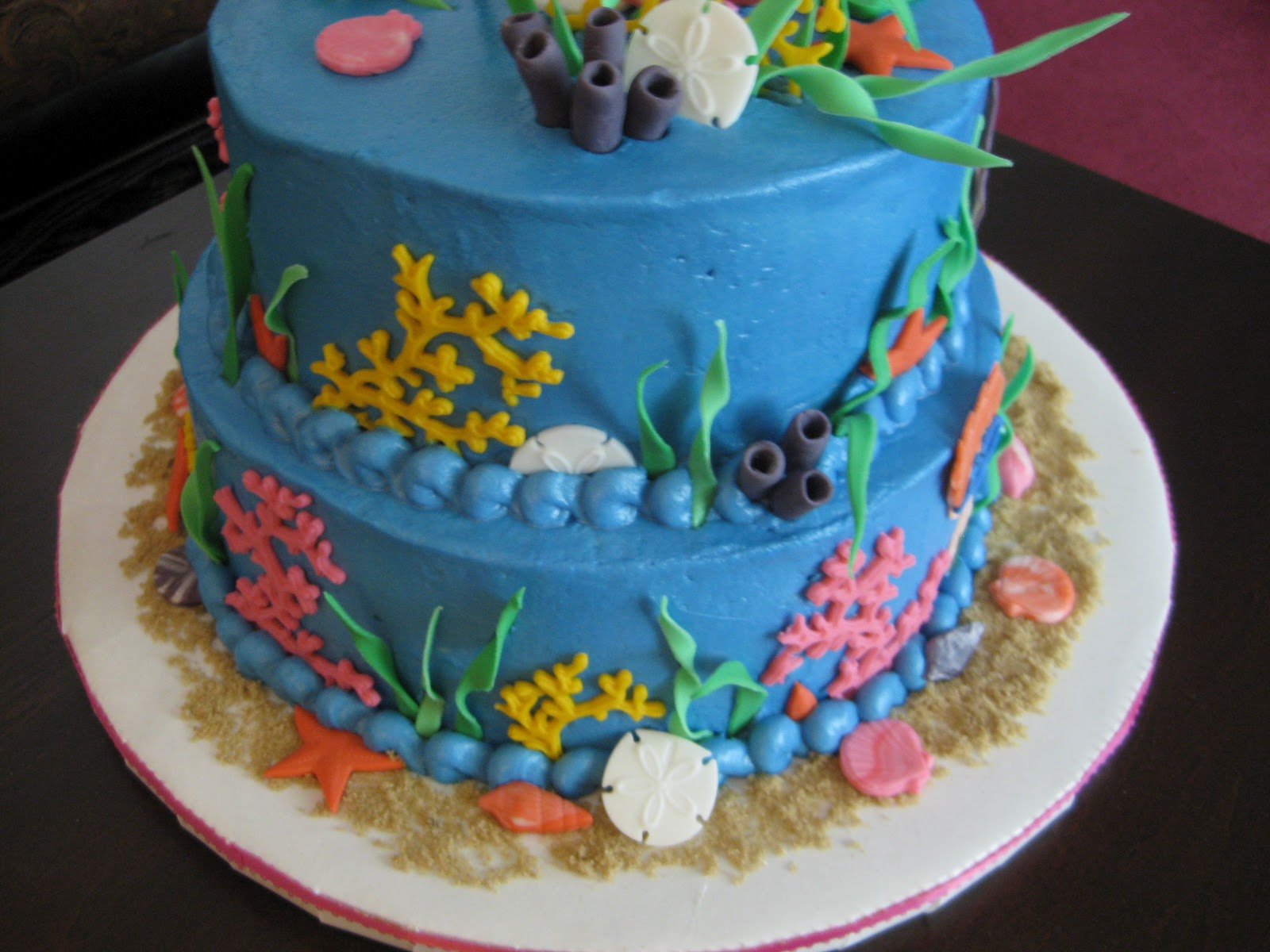 Cakes by the Sugar Cains Bubble Guppies Birthday Cake