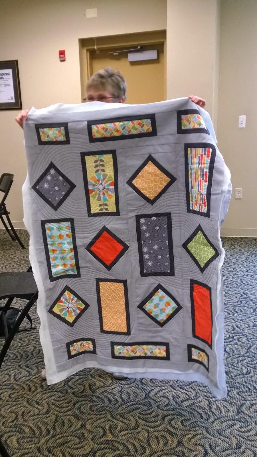 Quilt Guild Swap Ideas : Baltimore Modern Quilt Guild: July Meeting