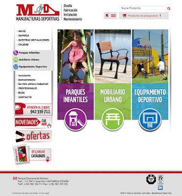 pagina_home_de _manufacturas_deportivas