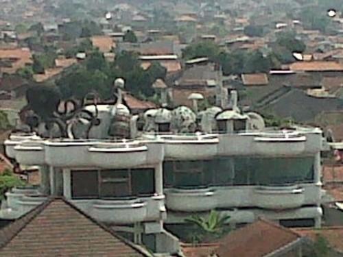 Rumah Gurita di Bandung