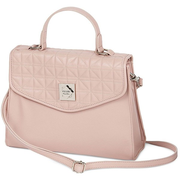 10 Best Top-Handle Bags For Summer 2013: Nicole by Nicole Miller Tamie Top-Handle Satchel