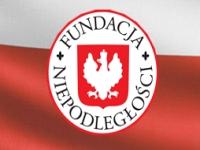 Logo Fundacji Niepodległości