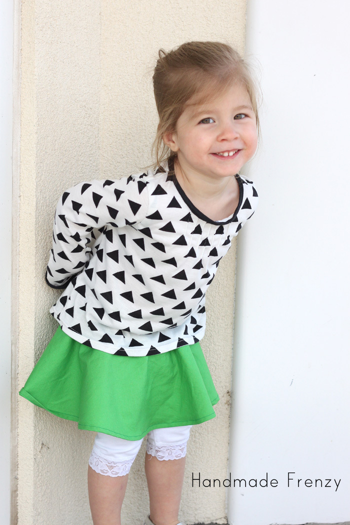 Heidi and Finn Pintuck Blouse Pattern Review