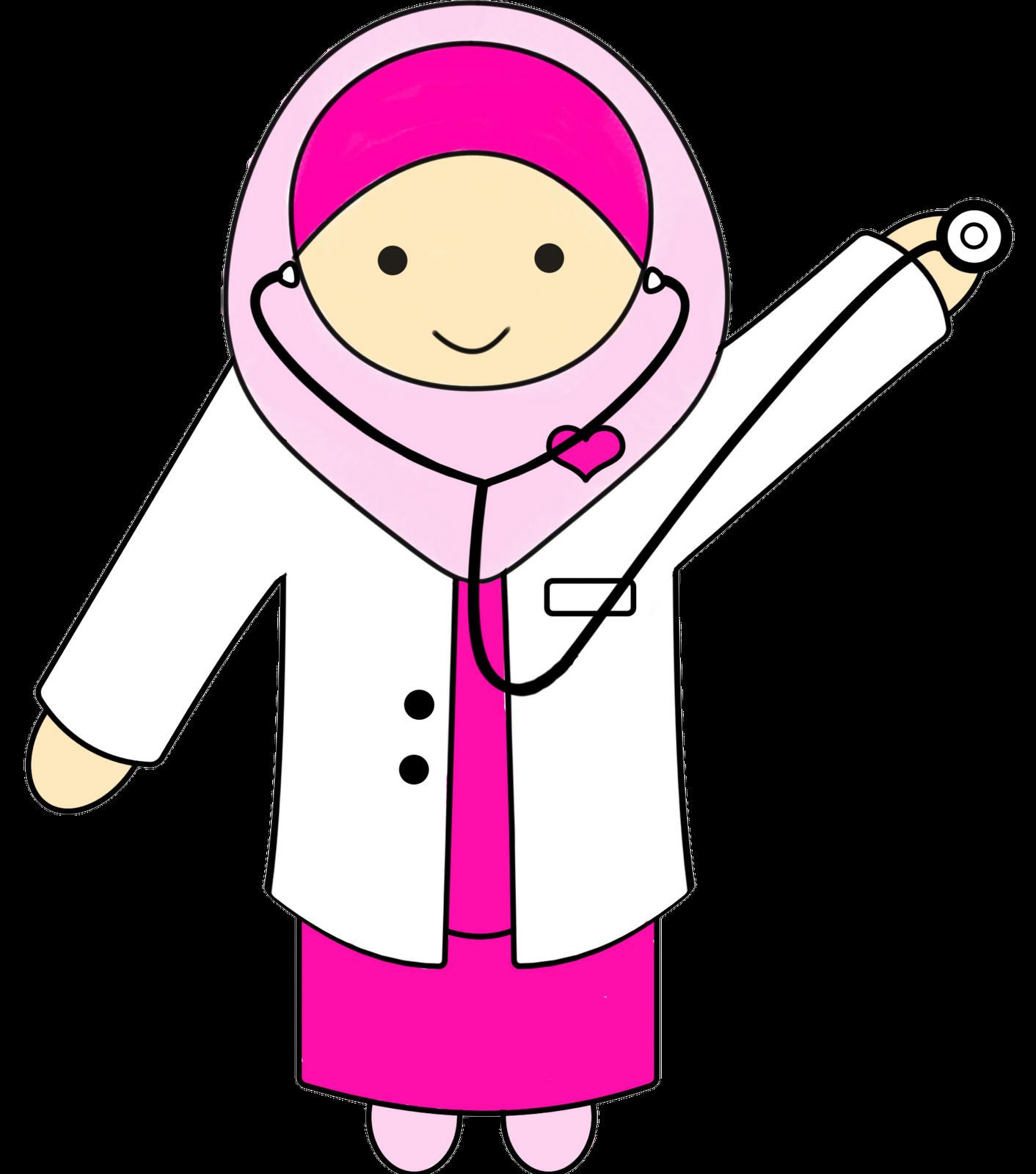 Pin Kartun Muslimah Sedang Berdoa Cachedgambar Gambar Cake