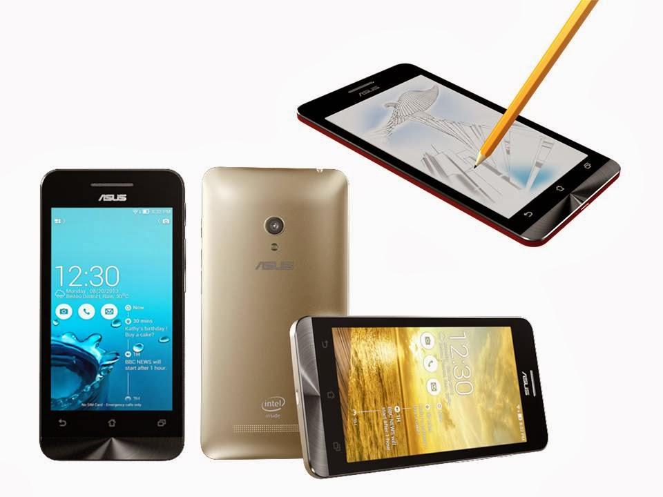 ASUS Announces ZenFone 4 5 And 6