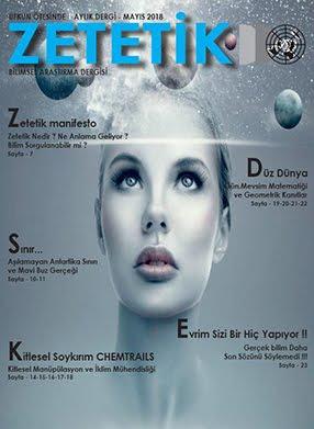 Dergimiz Zetetik Yayında