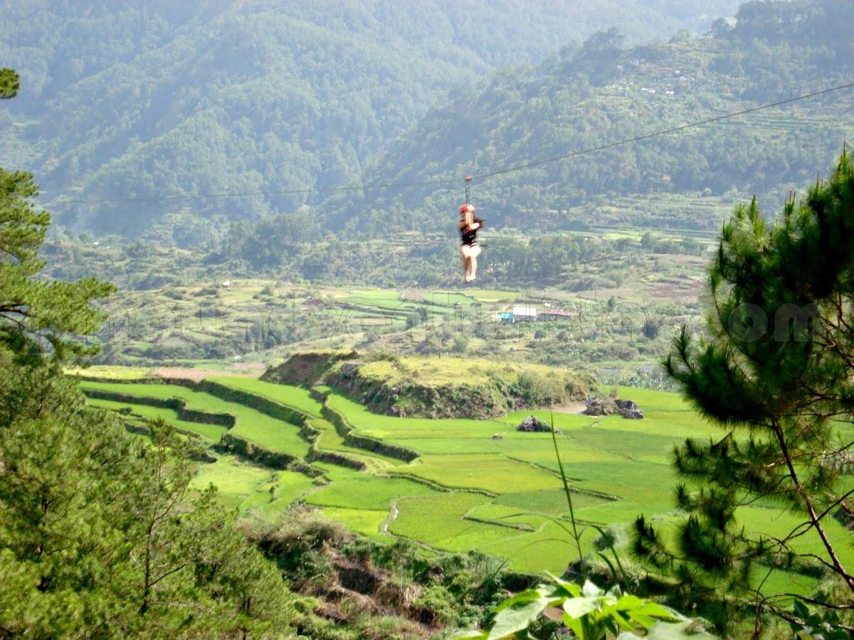 Filipinas Beauty Sagada Mountain Province Philippines