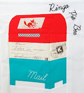 Post Office quilt