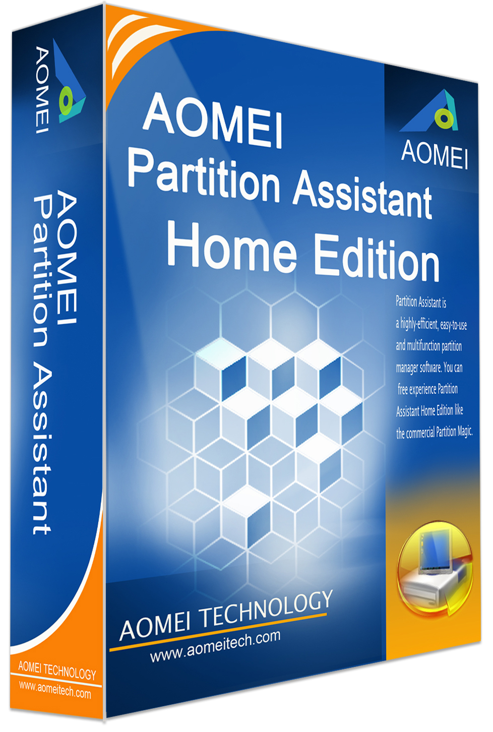 AOMEI+Partition+Assistant+Professional+Edition - AOMEI Partition Assistant Pro (Kampanya)
