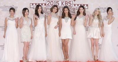 Girls Generation 2015 Gayo Daechukje