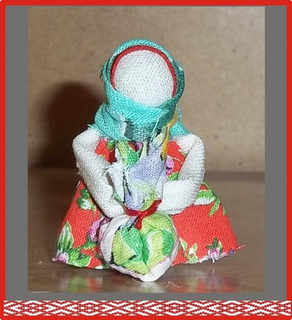 Традиционная кукла-оберег Подорожница. История куклы-оберега и мастер-класс по её изготовлению