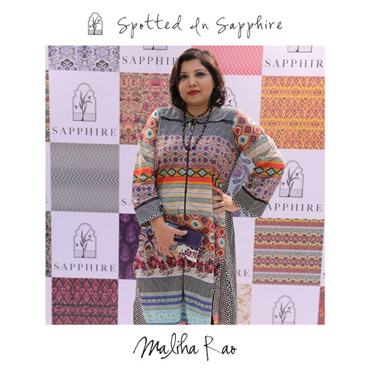 Sapphire Clothing, Elan official, Khadijah Shah, retail clothing in Pakistan, Retail brand of pakistan, Pakistani Retail Fashion, Affordable fashion, Affordable ready to wear, Affordable pakistani fashion, Latest Pakistani Trend, trending, red alice rao, redalicerao
