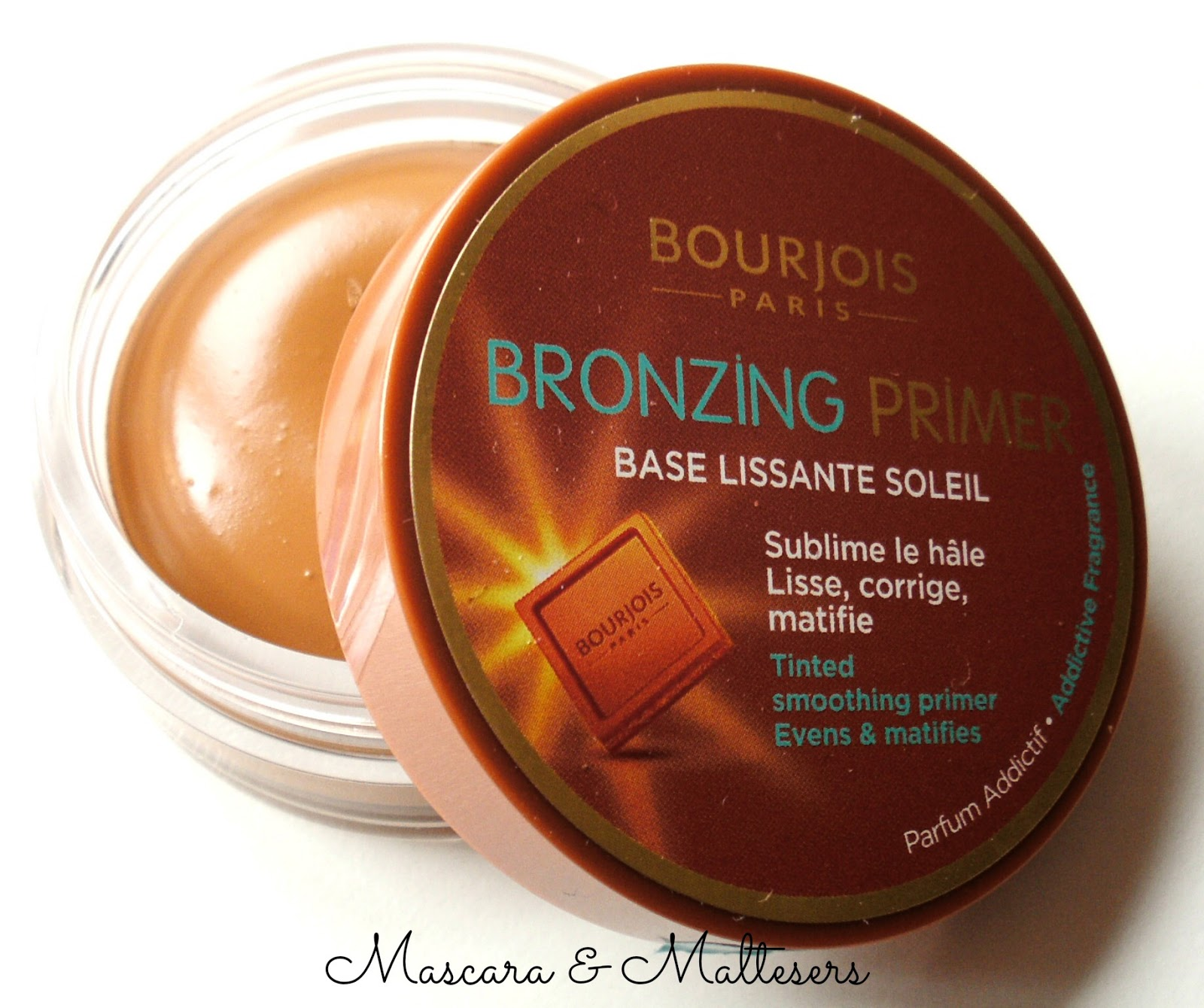 Bourjois Paris Bronzing Primer Lid