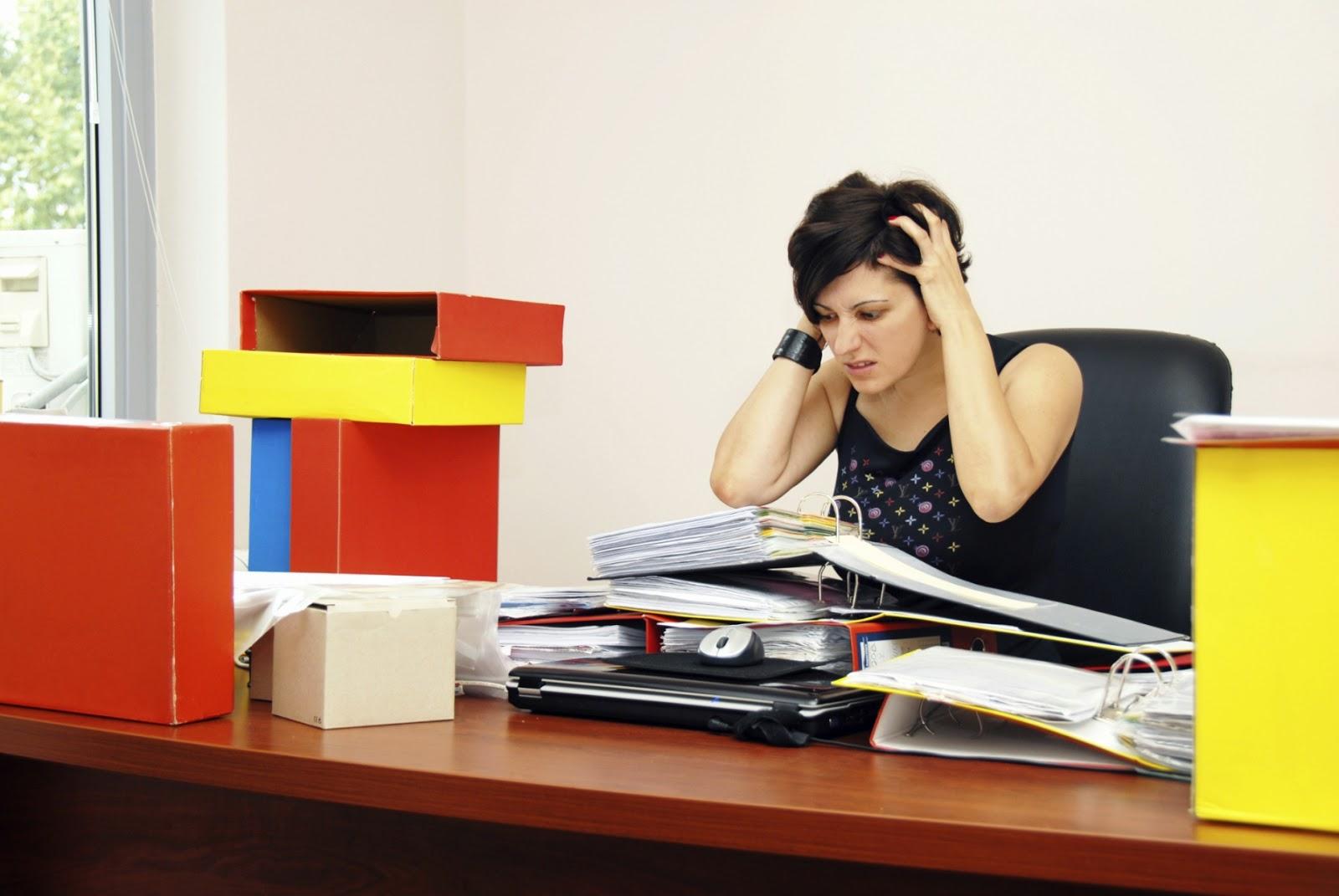 El Fenómeno del estrés Laboral