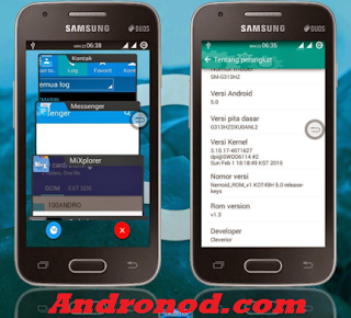 Custom ROM V.1 NEMOID For Galaxy V (SM-G313HZ)