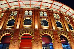Centre Comercial Les Arenes, Barcelona