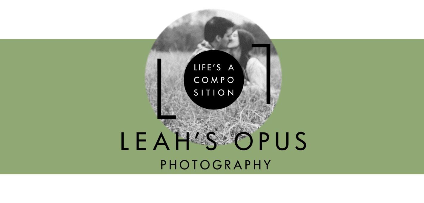Leah's Opus