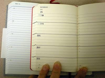 Organize suas informações preciosas com essas agendas virtuais