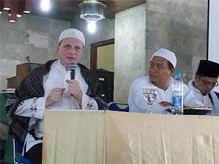 Wahyu Soeparno Putro Masuk Islam