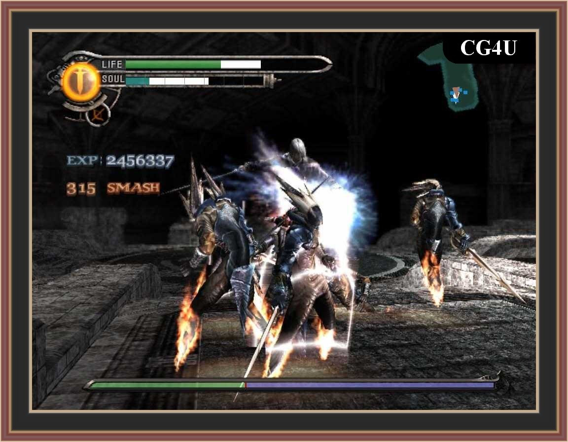 Chaos Legion Pc Game ScreenShot