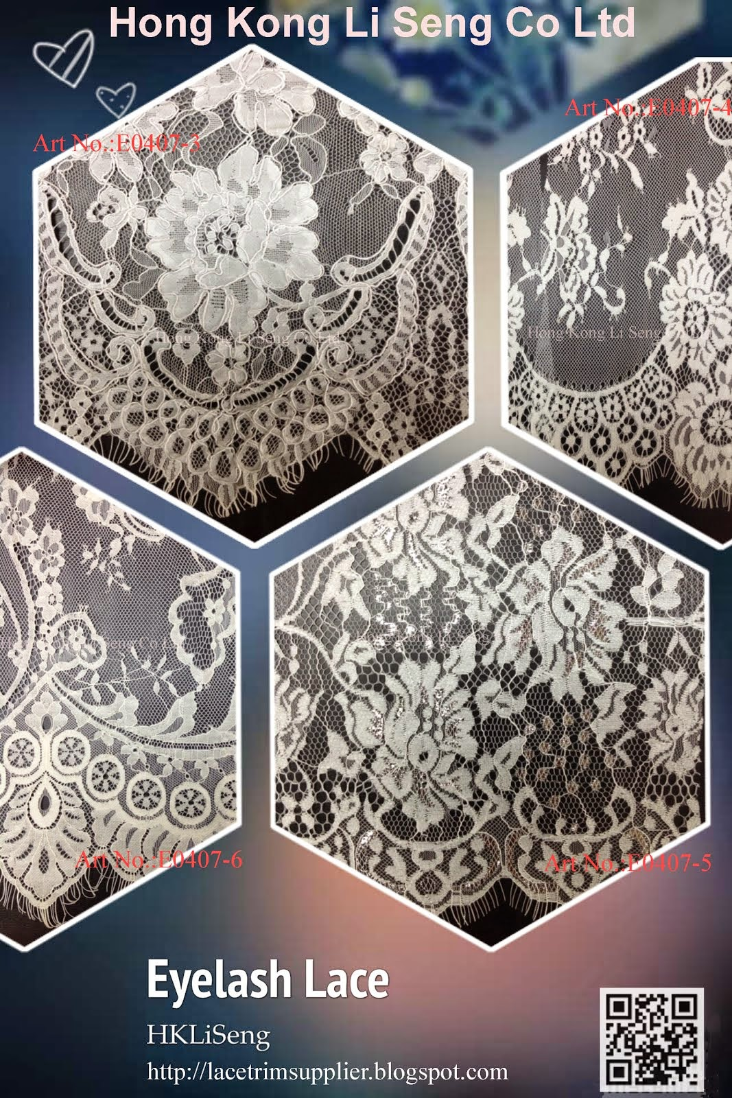Allover Lace Fabric for all Kind Fashion Design