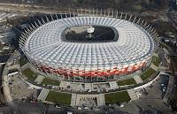Arena PGE Stadium, Gdansk Poland