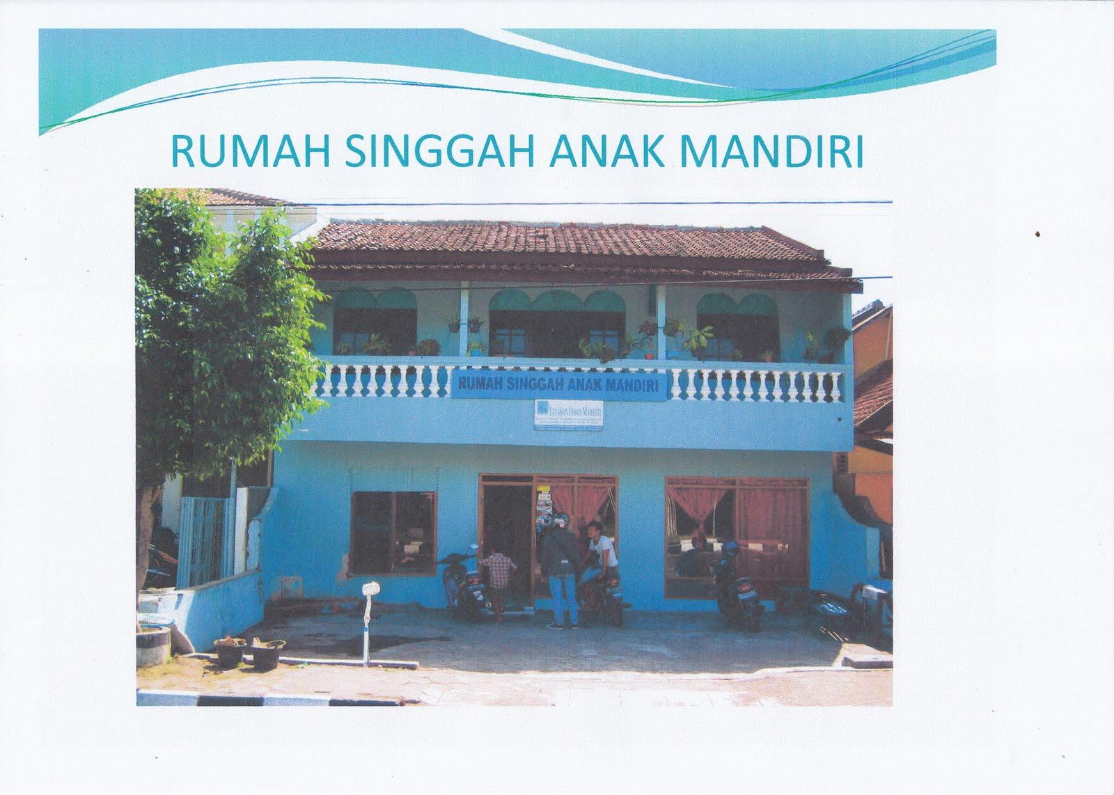 Rumah Singgah Anak Mandiri