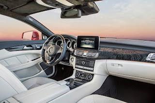 Nouvelle Génération de la Mercedes CLS