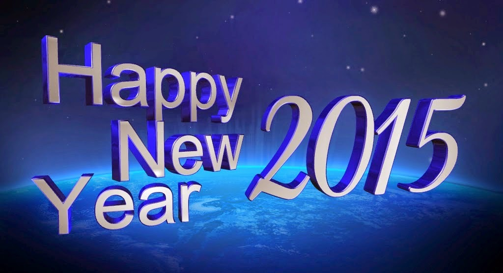 New Year 2016 Animated 3D Wallpapers