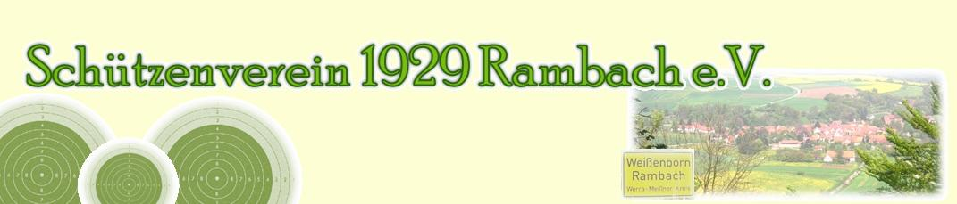 SV 1929 Rambach e.V.