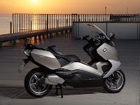 2012 BMW C650 GT Scooter pictures - 2