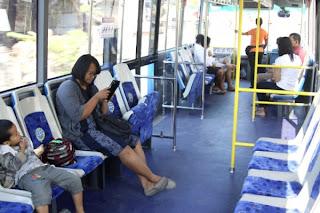 Bus Trans Sarbagita : Angkutan Umum Terbaru di Bali