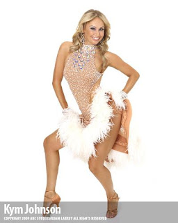 Kym Johnson, female dancer, Biography, female dancer, Kym Johnson, Model