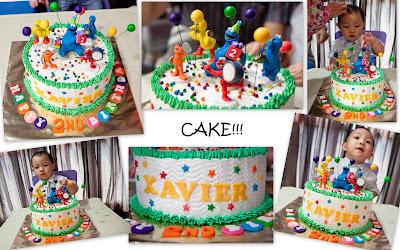 roamingglass: Happy 2nd Birthday Xavier!