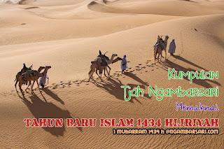 Tahun Baru Islam 1434 Hijriyah