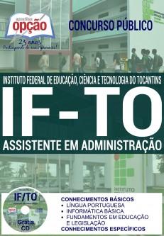 Apostila Concurso IFTO 2016 (ATUALIZADA)