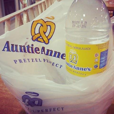 Auntie Anne
