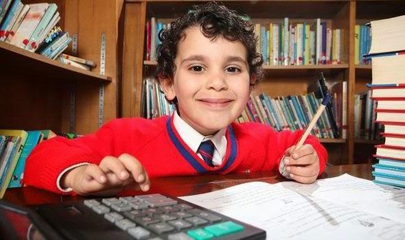 Kecerdasan 5 Anak Ini Tak Kalah Dengan Google Dan Komputer