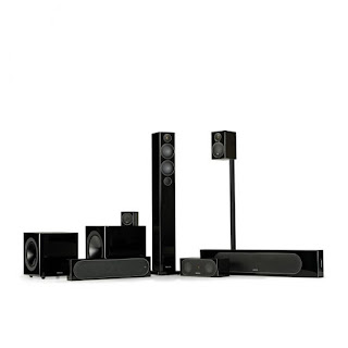 Monitor Home Audio Systems