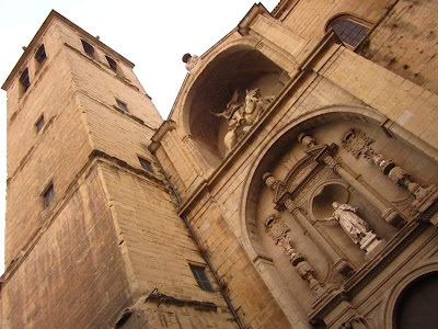 Church of Santiago in Logroño
