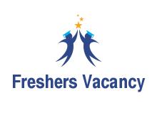Freshers Vacancy