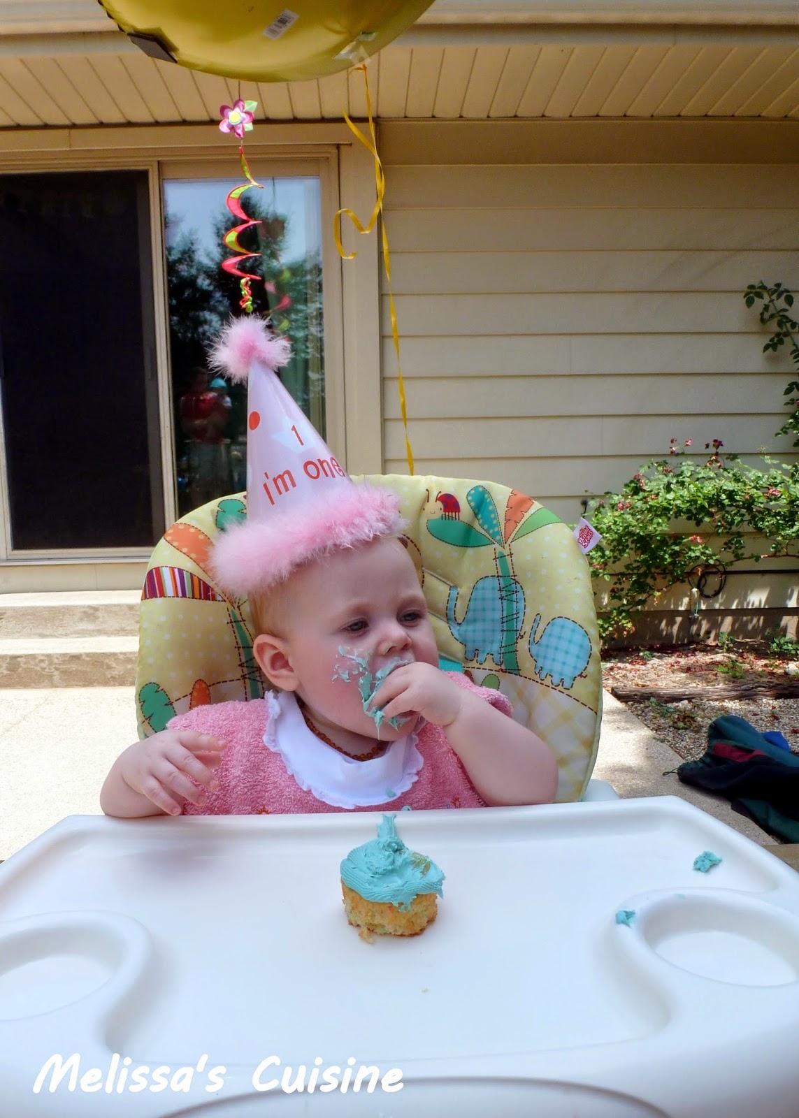 Melissa's Cuisine: Funfetti Cupcakes