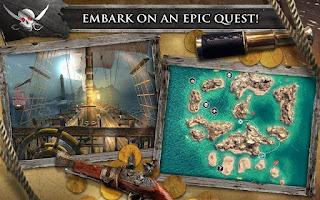 لعبة القراصنة Assassin's Creed Pirates على الموبايل