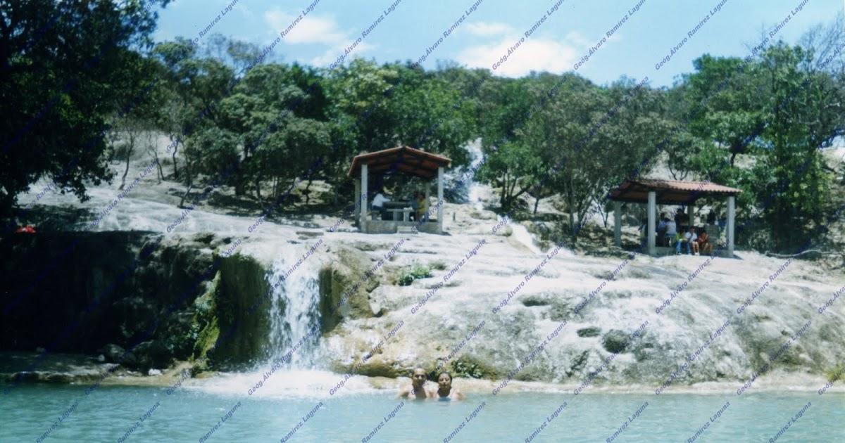Geograf a del estado de chiapas san francisco uninajab for Albercas naturales