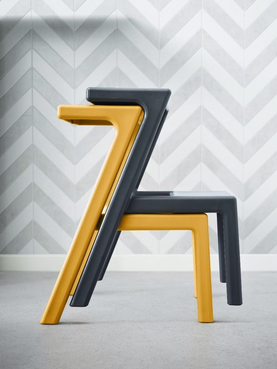 annettes skimmer: Ikea pallar upp