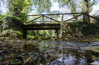 Gran puente de Las Chorreras